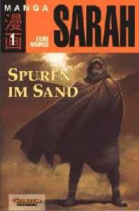 Sarah - Spuren im Sand