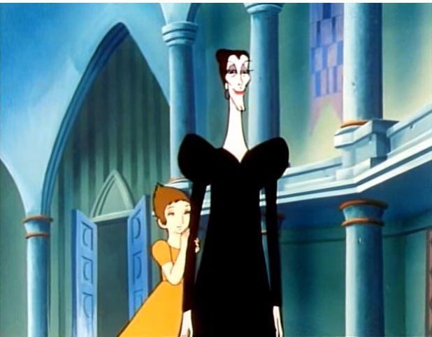 Prinzessen Margarete und Madame Noir
