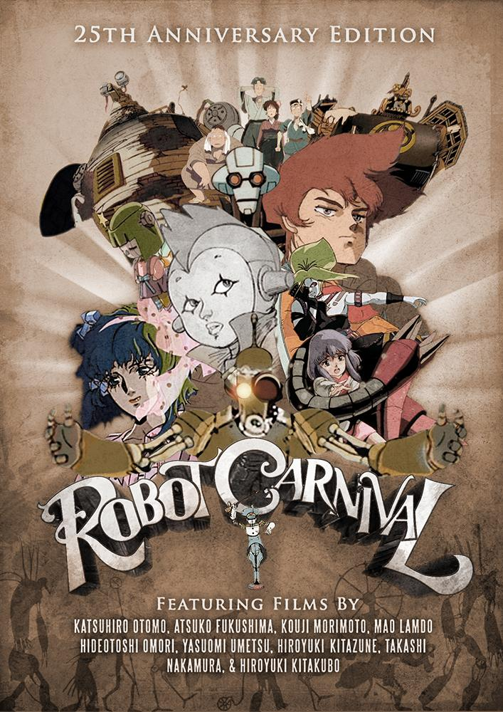 Robot Carnival - Cover