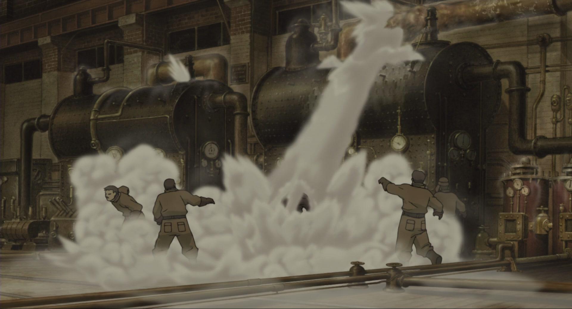 Steam Boy Screenshot3