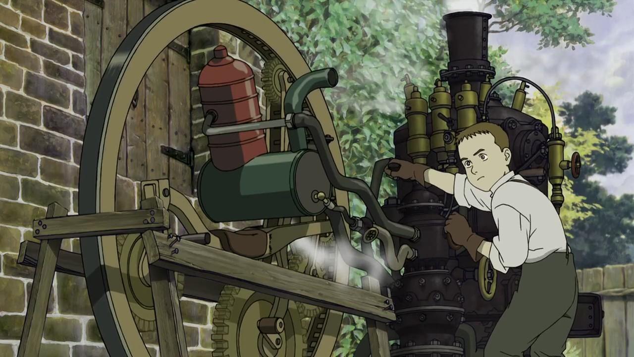 Steam Boy Screenshot4