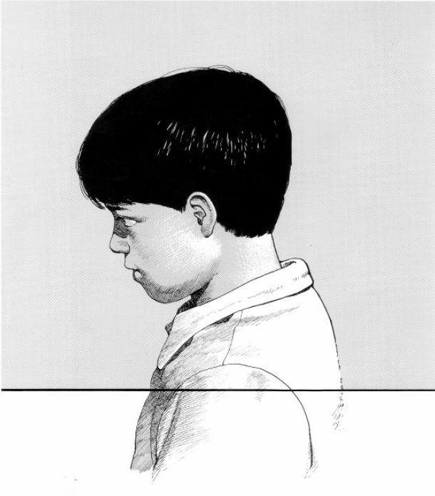 Akira - Akirazeichnung
