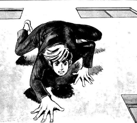 Spider-Man Yu Komori