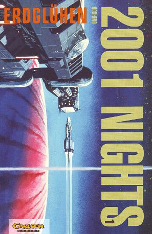 2001 Nights Cover