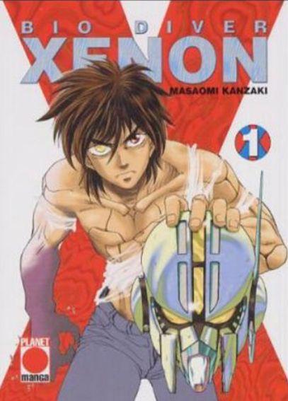 Bio Diver Xenon Cover