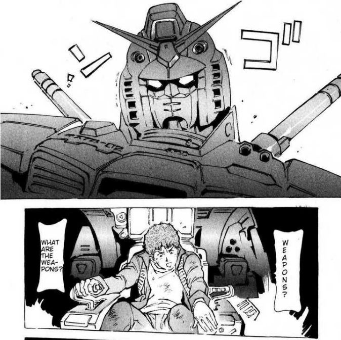 Gundam - The Origin Screenshot