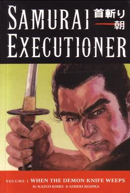 Samurai Executioner Cover