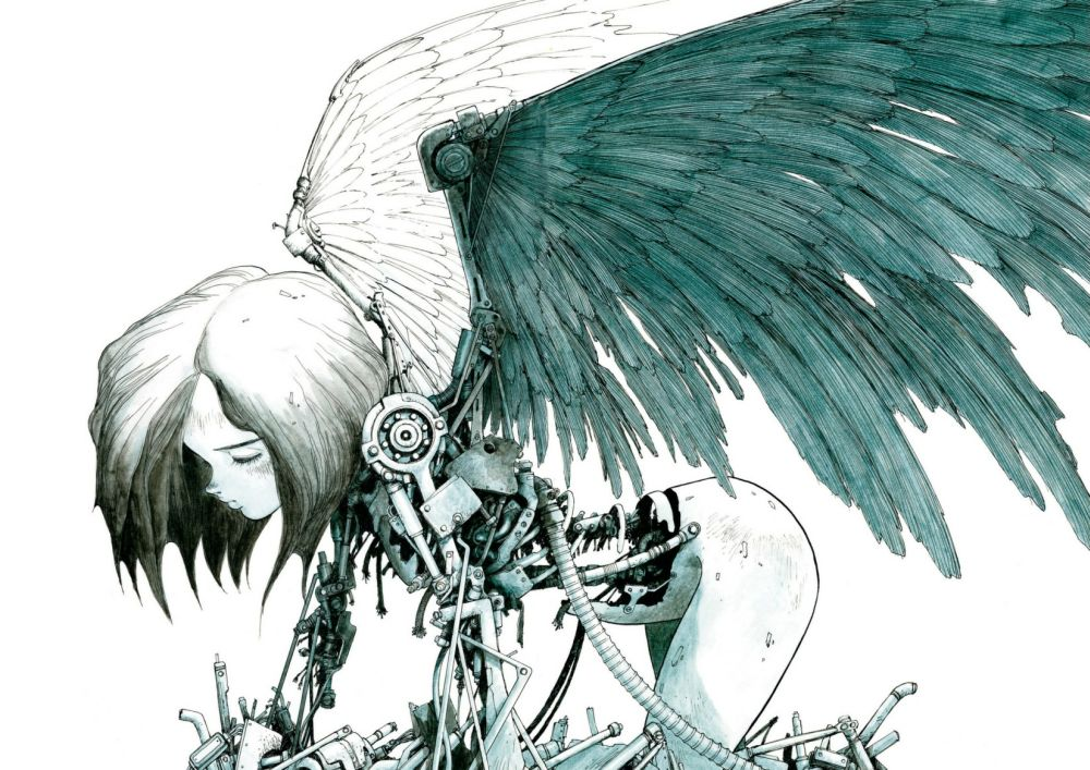 Ars Magna Battle Angel Alita