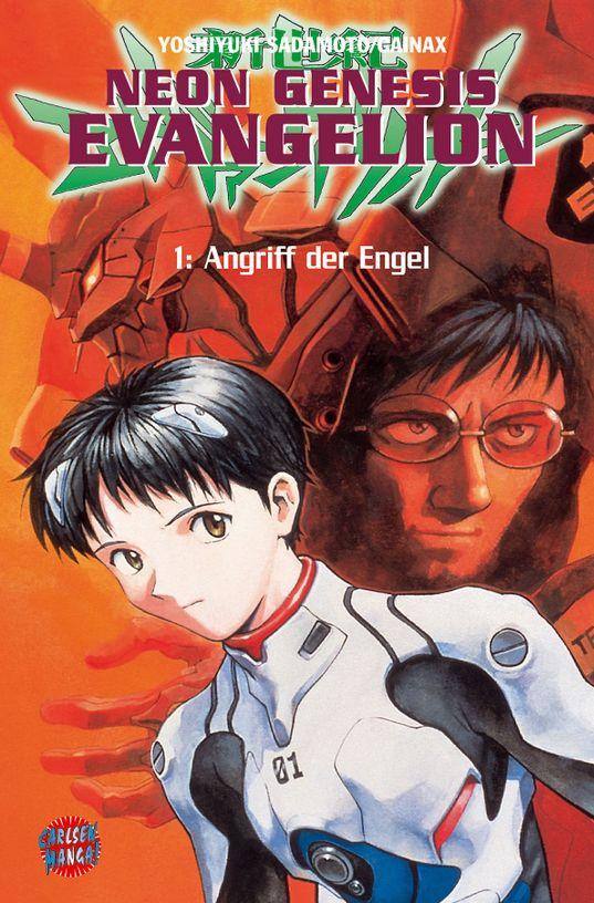 Neon Genesis Evangelion Cover