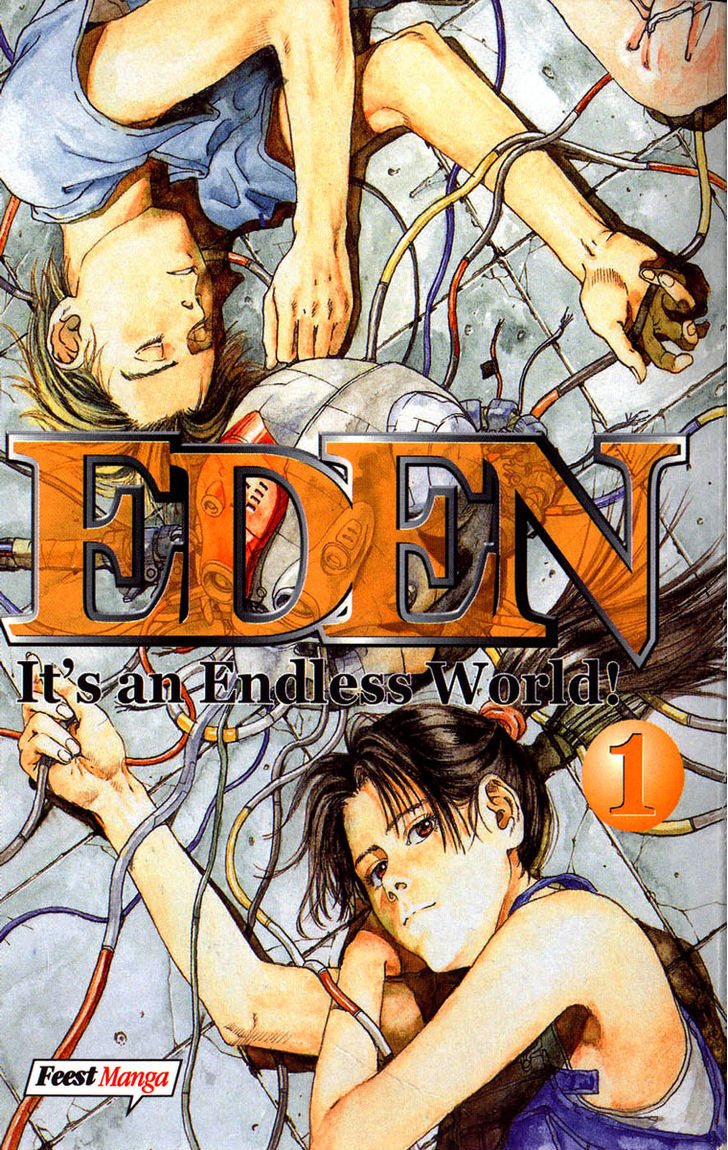 Eden Cover