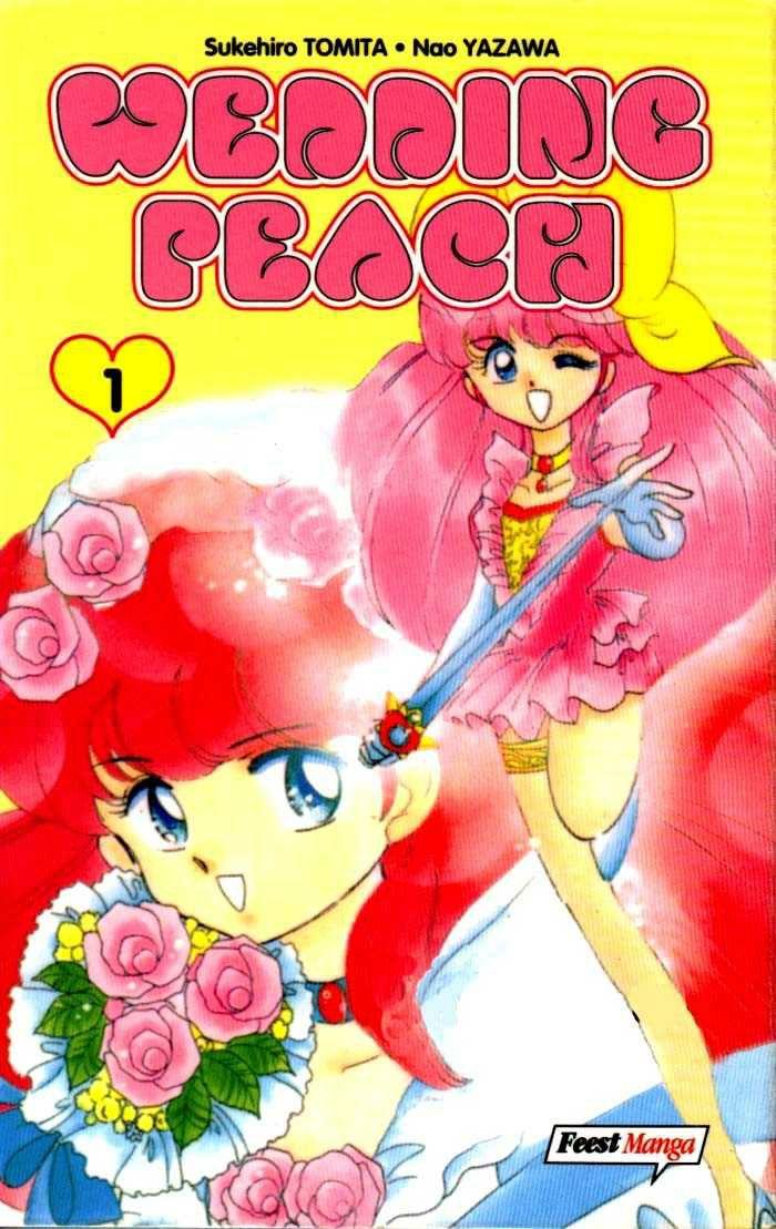 Wedding Peach Cover