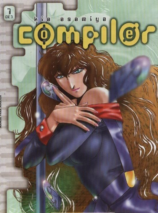 Compiler Cover