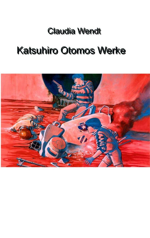 Katsuhiro-Otomos-Werke-Cover