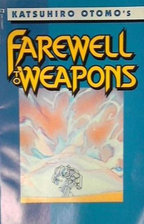 Farewell to Weapons Comic